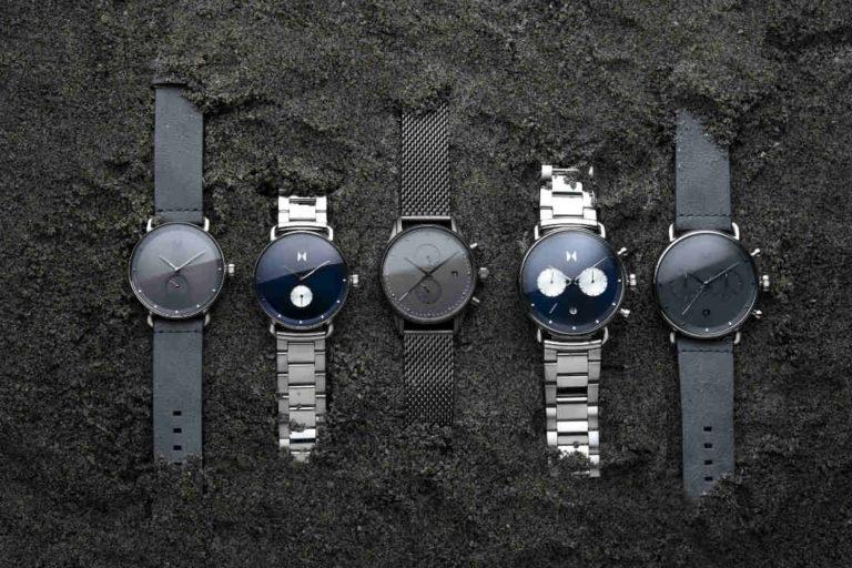 Relojes MVMT: objetos de deseo