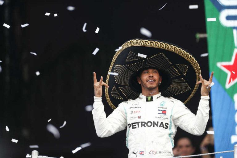 Lewis Hamilton: sigue siendo el rey