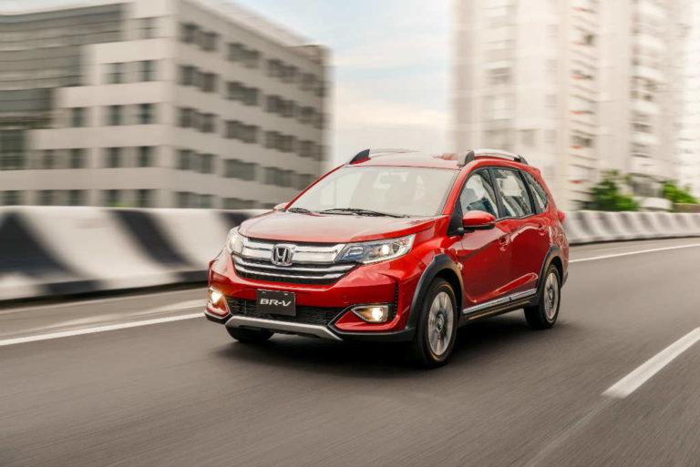 Honda BR-V 2020: Versiones y precios
