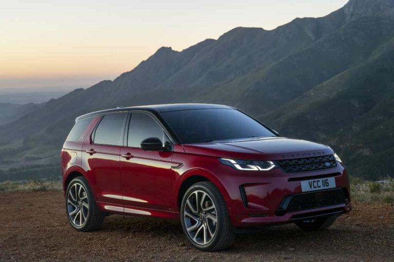 Land Rover Discovery Sport 2020. Precios y versiones.