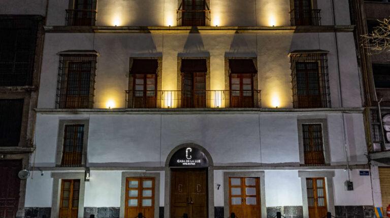 Casa de la Luz, el nuevo Hotel Boutique de la Ciudad de México