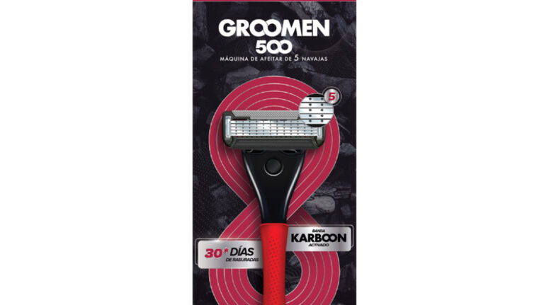 Groomen es la nueva línea de máquinas para afeitar