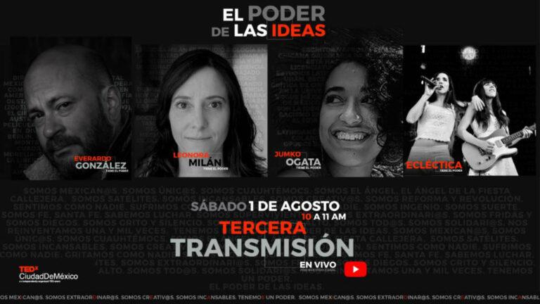 TEDxCiudadDeMéxico: Innovación, el mejor recurso en tiempos de crisis