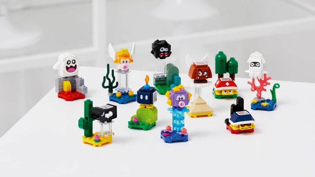 Super Mario y LEGO
