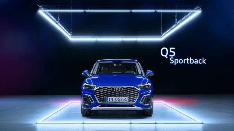 De México para el mundo: Audi Q5 Sportback