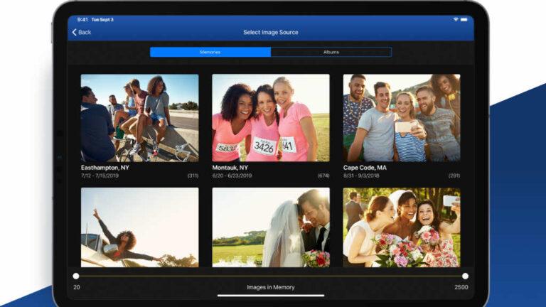 Convierte tus recuerdos en fotolibros