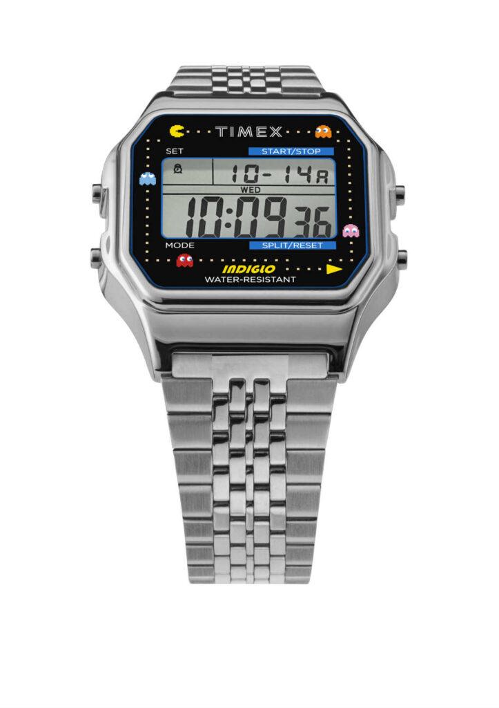 Pac-Man Reloj