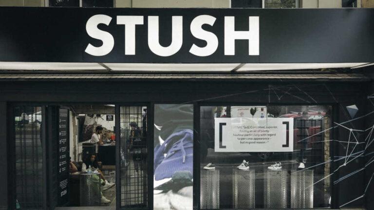 Amantes de la moda urbana, llegó STUSH