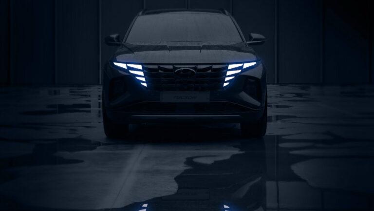 Así es el nuevo Hyundai Tucson