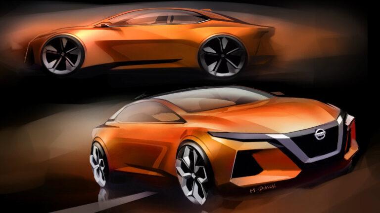 No creerás cómo se diseñó el nuevo Nissan Sentra