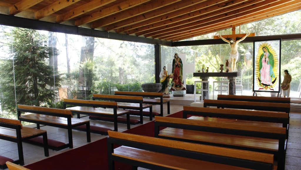 capilla roble resort