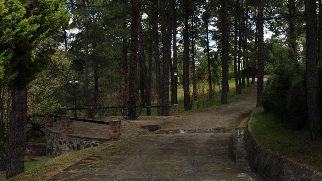 Bosque del roble resort