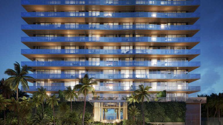 57 Ocean, los departamentos paraíso de Miami