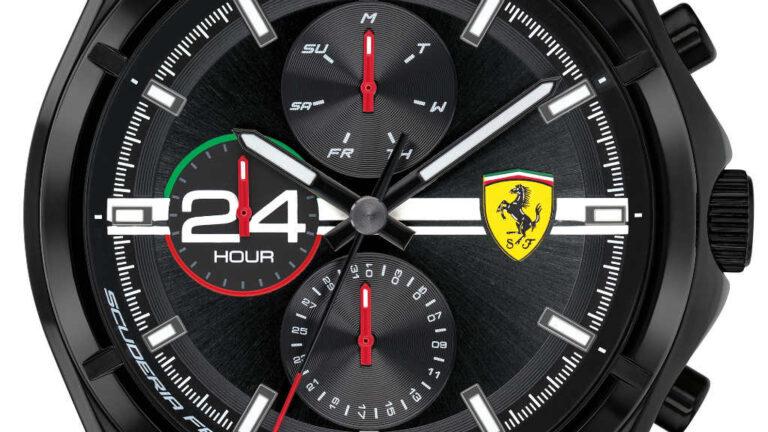 Reloj en honor al Gran Premio de México que debes tener sí o sí