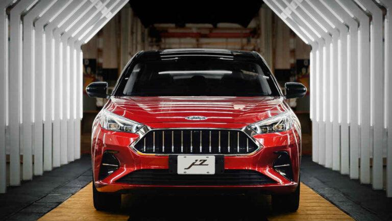 JAC J7, el liftback de la marca llegó a México y es espectacular