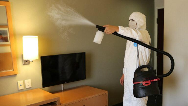 Sanitiza tu casa con Koblenz