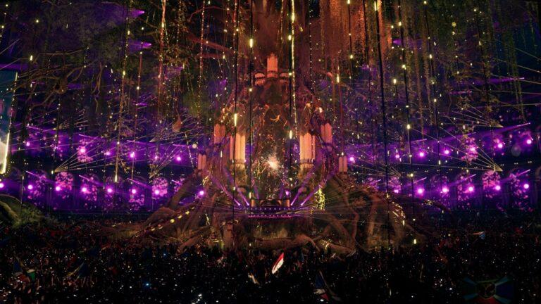 Tomorrowland 31.12.2020. La fiesta de Año Nuevo