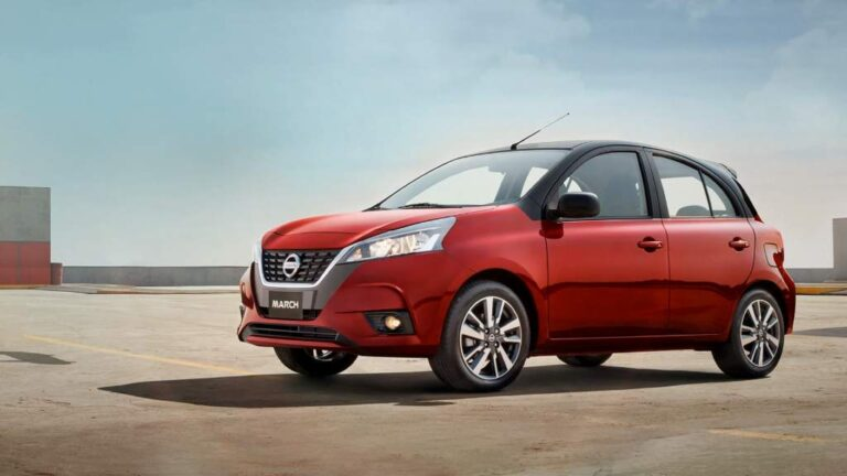 Nissan March 2021, evolución que emociona