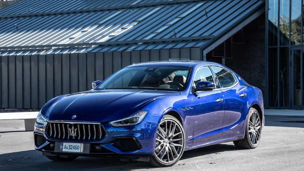 Ghibli Maserati