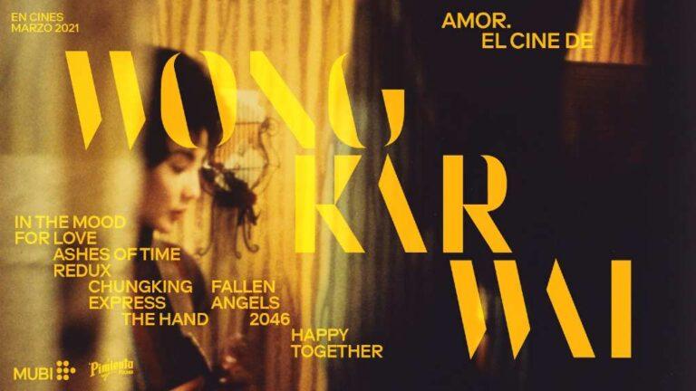 Wong Kar Wai llega a la Cineteca Nacional y al Cine Tonalá