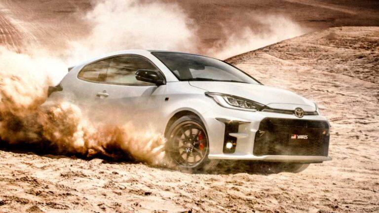 Toyota con paso firme este 2021