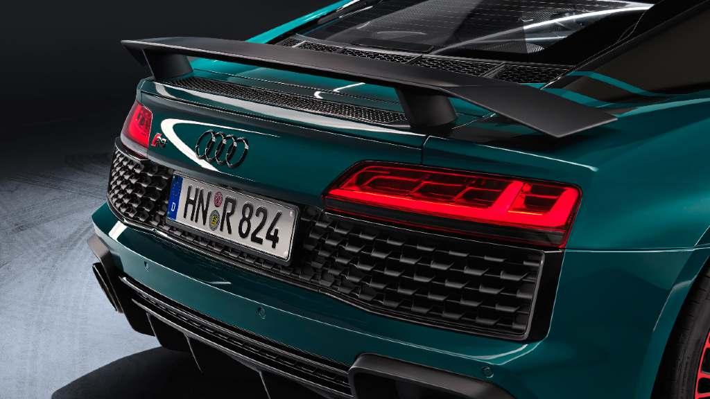 Audi green hell