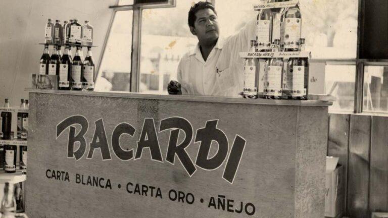 90 veces Bacardí. Nueve décadas en México