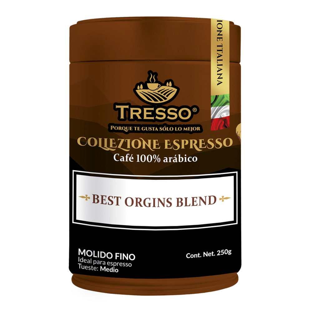 Collezione espresso café TRESSO