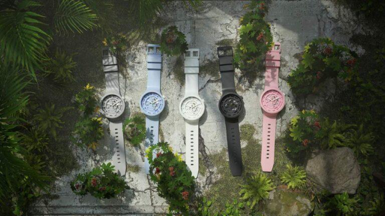 Swatch presenta Bioceramic ¿Estás listo para conocerlos?