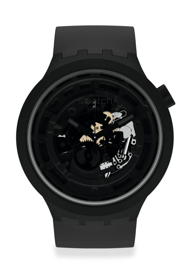 bioceramic swatch color negro