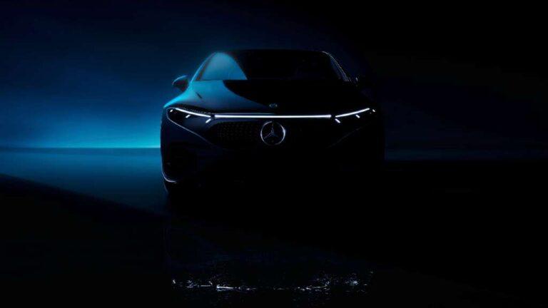 Mercedes-Benz EQS; la era eléctrica de la firma alemana