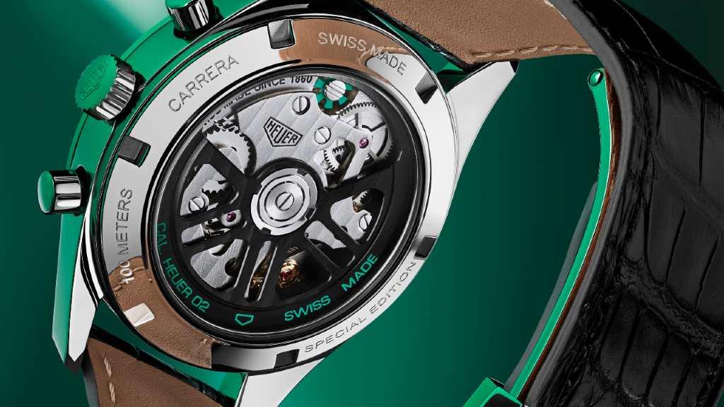 TAG Carrera Green Edición Especial