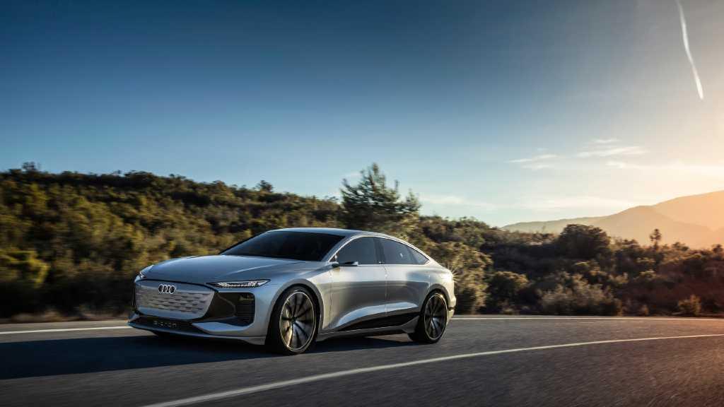 Audi eléctrico A6 e-tron