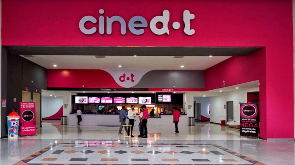 Cinedot competirá con Cinemex y Cinépolis