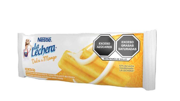 Helados Nestlé La Lechera presenta nuevo sabor