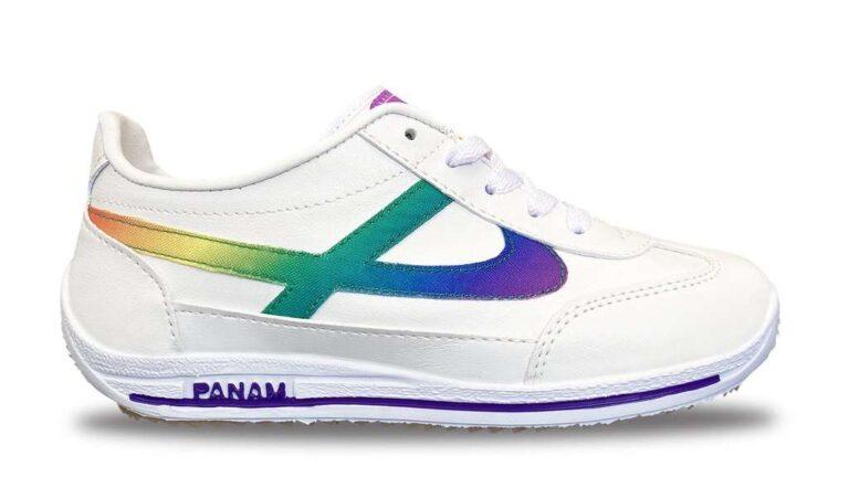 Panam edición Pride. Colorido en cada paso