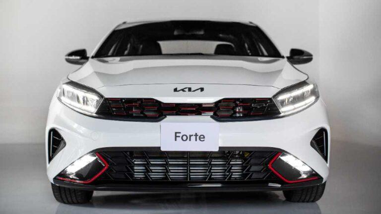 Primer vistazo. Kia Forte 2022, de México para el mundo