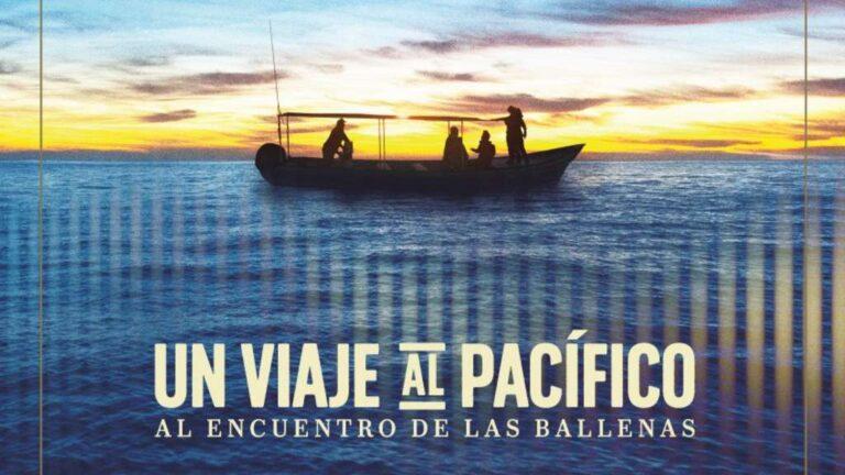 """""""Un viaje al Pacífico: al encuentro de las ballenas"""""""