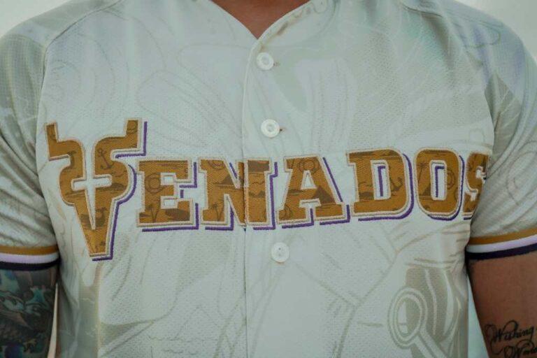 Cerveza Pacífico y Venados de Mazatlán hacen el mejor jersey de la liga