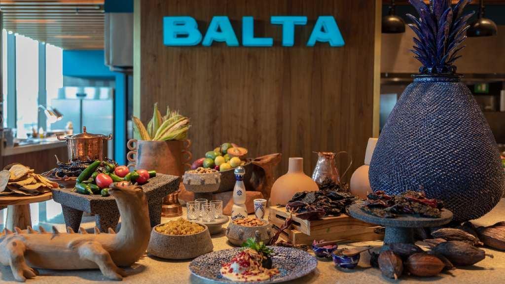 Restaurante Balta celebra las fiestas patrias