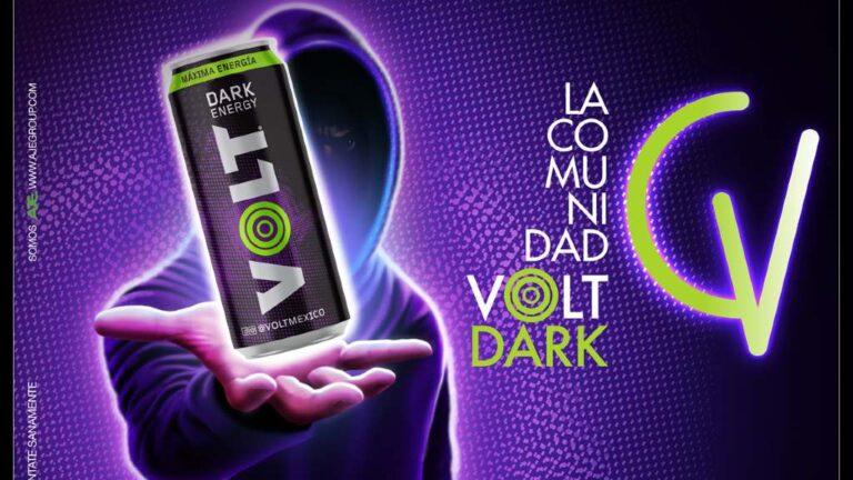 Volt Dark, intenso y misterioso