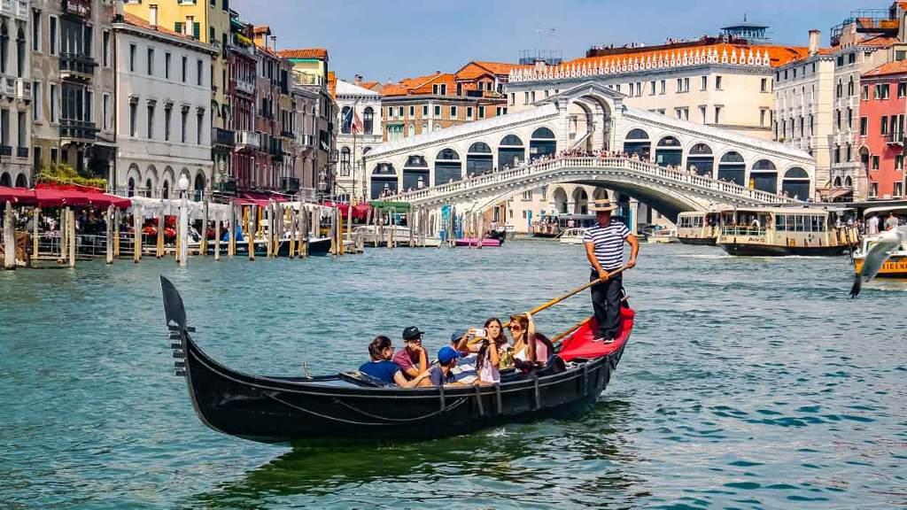Venecia Italia Ciudades hernmosas