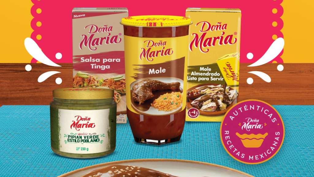 Mole Doña María