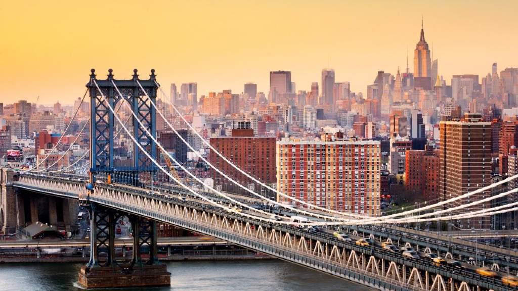Ciudades de Nueva York