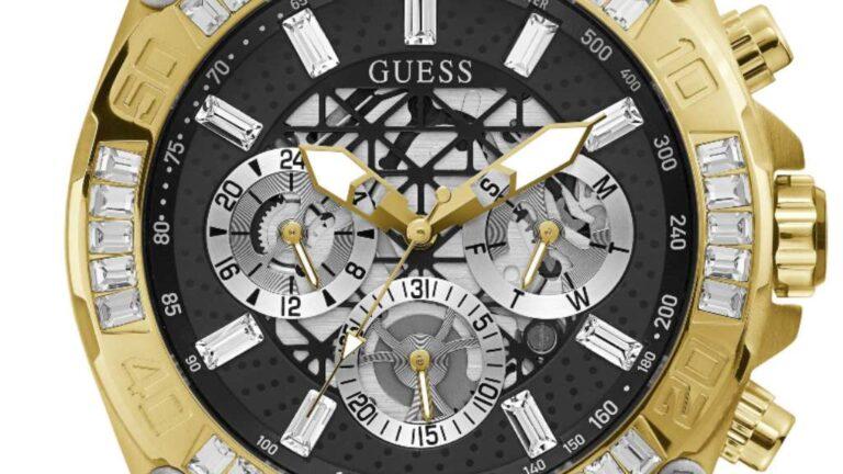 Guess watches, así es la nueva colección de otoño